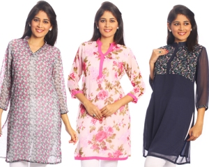 casual kurtis for women